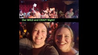 Best.Night.Ever ♥ Dinner & Quest Game (Craziest EVER!) Brilliance of the Seas Cruise Vlog [ep12]