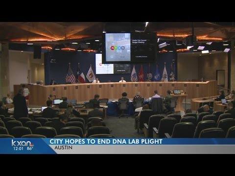 Council considers allotting funds to train DNA lab staff and it closed