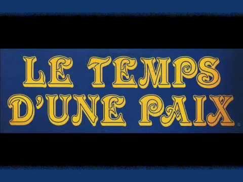 """Le Temps d'une Paix - Joseph-Arthur conte """"Maudit ..."""