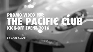 Promo Video - The Pacific Club Vancouver Kickoff Event 2016