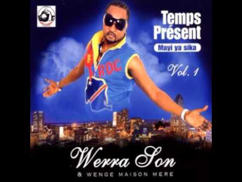 Werrason - Temps present