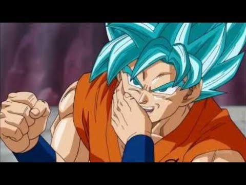 Goku vs Hit (part 2)