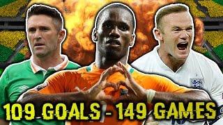 The greatest international goalscorer in history is...   #statwars