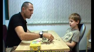 ריפוי בעיסוק - חיזוק שרירי אצבעות / www.shamaim.org