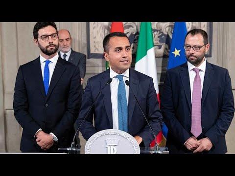 هل حُلت أزمة الحكومة الايطالية مع تأييد حركة 5 نجوم التحالف مع اليسار؟ …  - 09:53-2019 / 9 / 4
