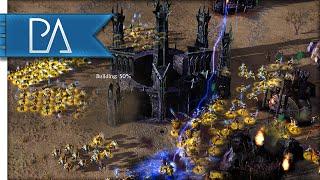 DWARVEN CIVIL WAR - Battle for Middle Earth 2 Gameplay