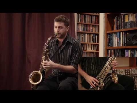 Just The Two Of Us Sax Lesson With Ben Knibb