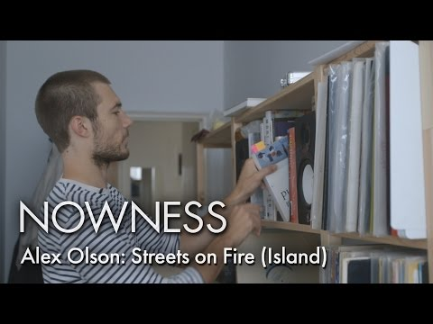 """Alex Olson: Hanging out with the skateboarder in """"Streets on Fire"""""""