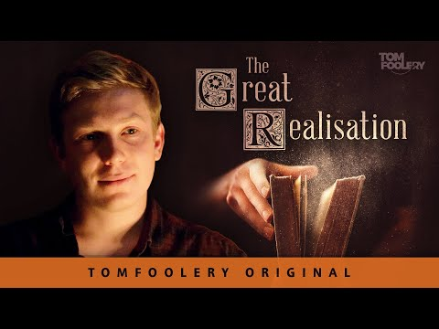 The Great Realisation | Tomfoolery | A bed time story of how it started, and why hindsight's 2020 🛌
