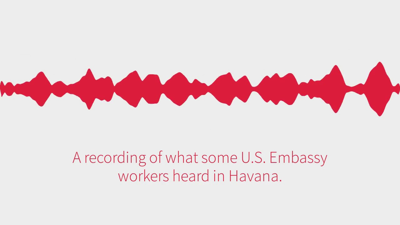The Sound That Haunted Diplomats in Cuba? Crickets  - The