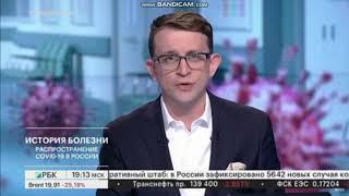 Последние новости о коронавирусе в России. Коронавирус в Москве сегодня