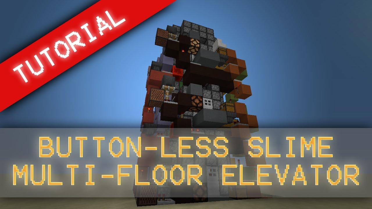 Tutorials/Elevators – Official Minecraft Wiki