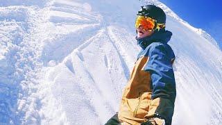MEGA COOL: Einfach den Berg runtergefahren! :)) | SnowTrip #9 | Dner