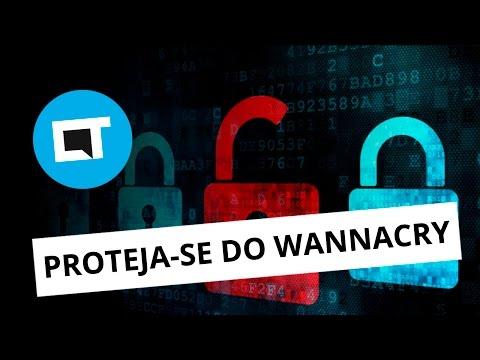 Como se proteger do ataque ransomware WannaCrypt