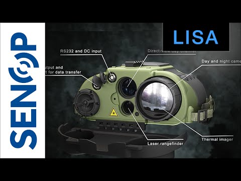 LISA Hand-held Target Acquisition and Observation System / SENOP : Husky Products