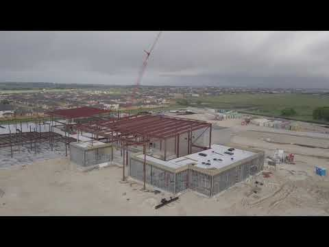 Jarrell Elementary School #2 Under Construction