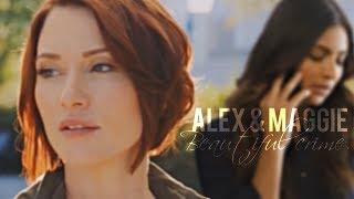 Alex & Maggie | Beautiful crime (+deleted scenes)