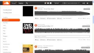 soundCloud - Как встроить песню на страницу сайта. Где код встраивания на Саундклауд #PI