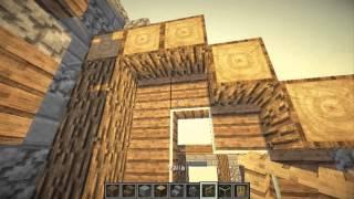 COMO CONSTRUIR UNA CASA MEDIEVAL [ESTILO 2] Minecraft