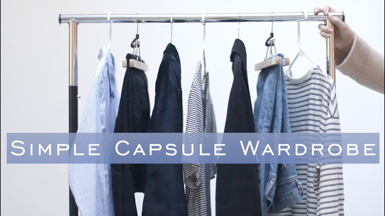 Building a Capsule Wardrobe in a realistic way: Women's Outfits