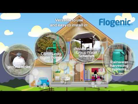 Flogenic Water Purification Unit