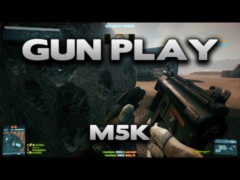 Battlefield 3 Gun Play : M5K