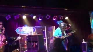 Macka Splaff - Steel Pulse Live BB KIng NYC Filmed By Cool Breeze