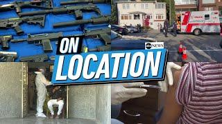 President Joe Biden is set to unveil actions today to combat gun violence | ABC News