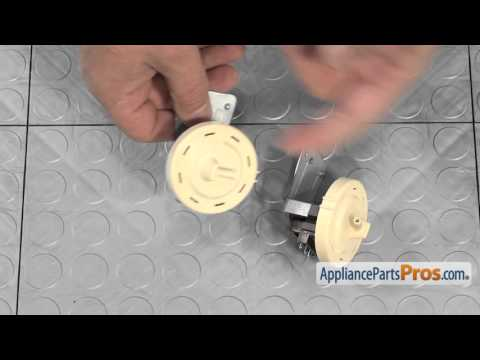 How To: LG/Kenmore Pressure Switch Assembly 6601ER1006A