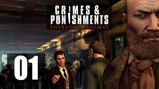 [Episode 1] Sherlock Holmes: Crimes & Punishments - Detective Diplex!