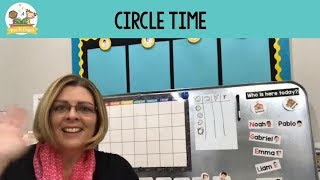 Circle Time Tips for Preschool