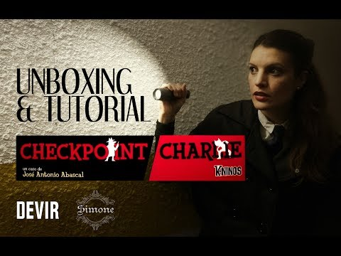 Checkpoint Charlie - Unboxing y Tutorial
