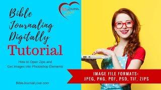 Image File Formats - JPEG, PNG, PDF, PSD, TIF, ZIP