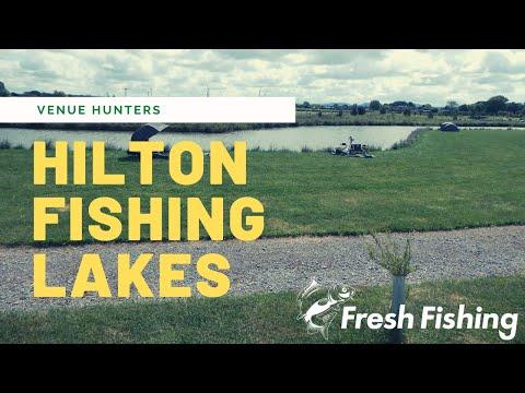 Hilton Fishing Lakes, Yarm - Coarse Fishing Day Session