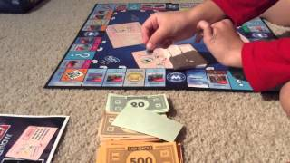 Monopoly Here & Now Directions