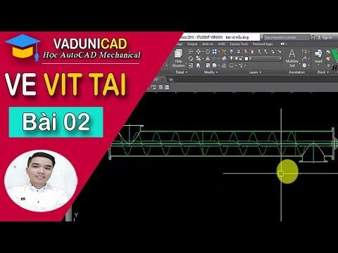 giáo trình autocad nâng cao tại kienthuccuatoi.com