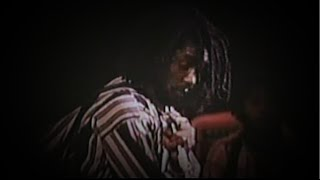 Peter Tosh - Madison Square Garden 09/22/79 (Footage)