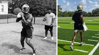 Jameis Winston REDEMPTION TOUR, In CRAZY Shape & Putting In Work Daily! | New Orleans Saints