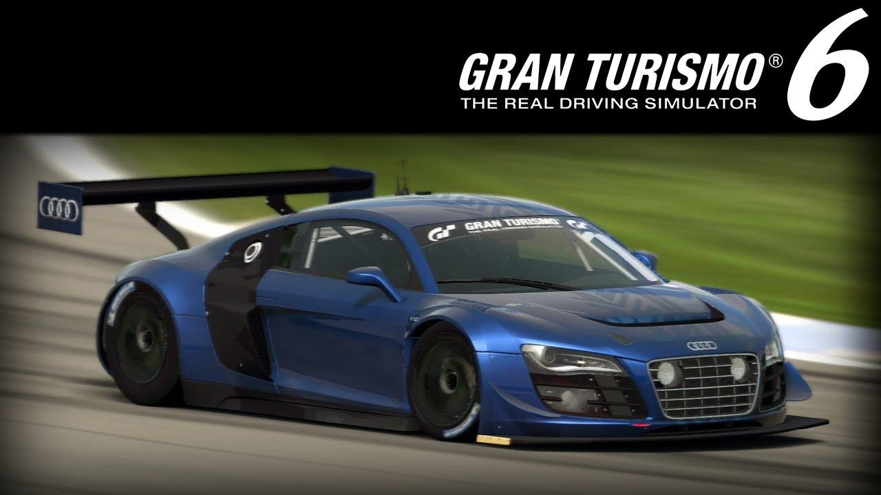 Gran Turismo 6 Audi R8 Lms Gt3 Ultra 2012 Gt 15th