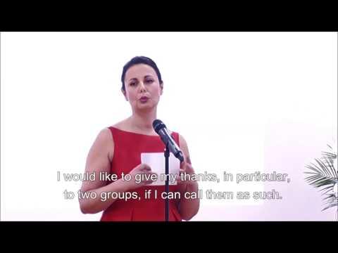 Partners Albania 15th anniversary and Philanthropy Awards 2016 ceremony