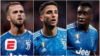 Is Juventus' ideal midfield Miralem Pjanic, Rodrigo Bentancur and Blaise Matuidi? | Serie A