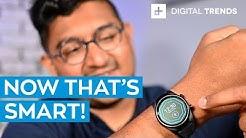 TicWatch Pro 4G/LTE Smartwatch Review/Comparison Galaxy