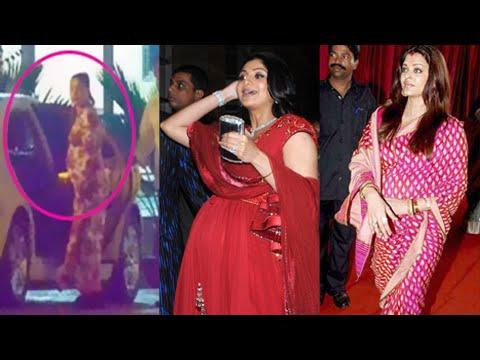 LEAKED Rani Mukerji Baby Bump, Bollywood Actresses SHOW OFF Baby Bump