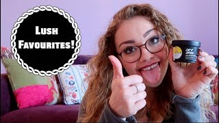 Lush Favourites | Carrie Hope Fletcher
