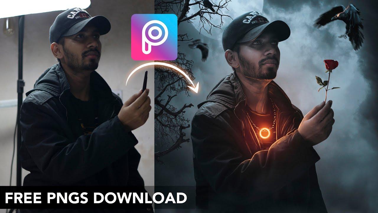 Picsart photoshop devil Photo editing || Top best picsart photo edits