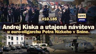 Andrej Kiska a tajná návšteva u euro-oligarchu Petra Nízkeho v Snine #10.185