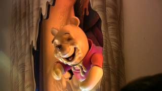 The Many Adventures of Winnie the Pooh Ride-through - Magic Kingdom - Walt Disney World