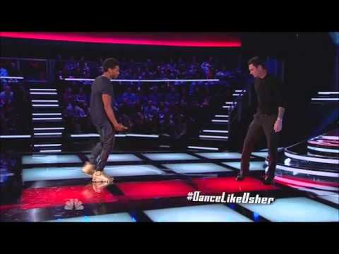 The Voice 2014 - Dance Like Usher