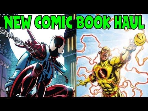 New Comic Book Haul April 26 2017