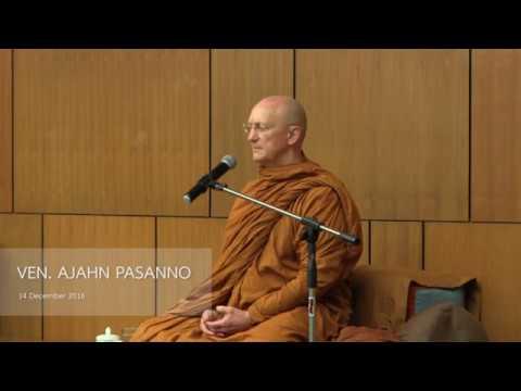 Dhamma Talk with Q&A (December 2016) รูปภาพ 1